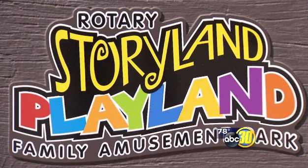 STORYLAND-PLAYLAND AMUSEMENT PARK HIT BY THIEVES