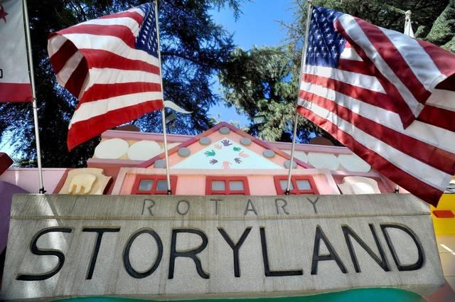Fresno's Historic Storyland Theme Park Reopens