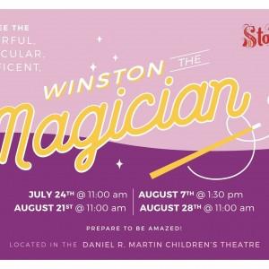 Winston the Magician