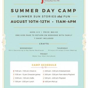 Summer Sun Day Camp