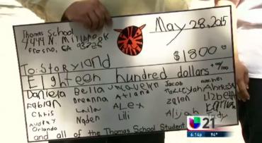 Niños De La Escuala De Thomas Dona 1,800