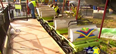Playland in Fresno Received Some Special Treatment By A Local Non-Profit